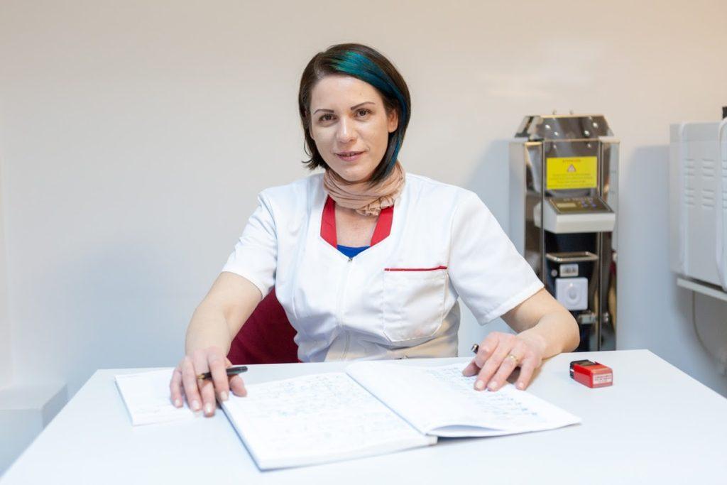 Dr. Madalina Daniela Dumitrache