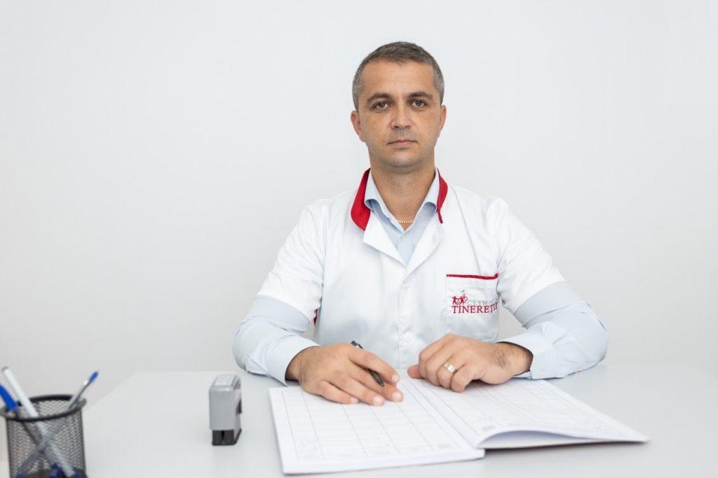 Dr. George Daniel Joitaru